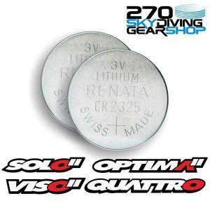 Batteries CR-2525