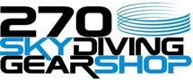 270 Skydiving GearShop. Material de paracaidismo.