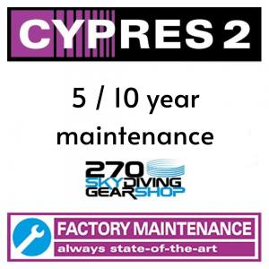 mantenimiento cypres
