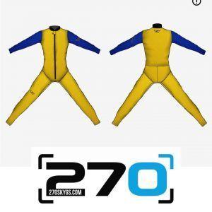 Tonfly B2, Mono de salto ajustado para tunel y paracaidismo