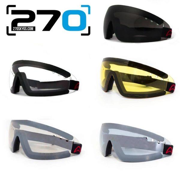 Gafas Skydiving akando