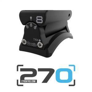 roller mount cookie G3 Gopro 8